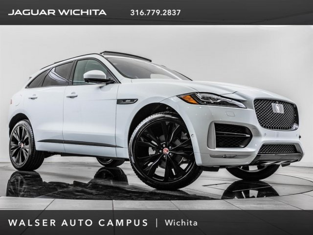 New 2019 Jaguar F Pace 25t R Sport Sport Utility In Wichita