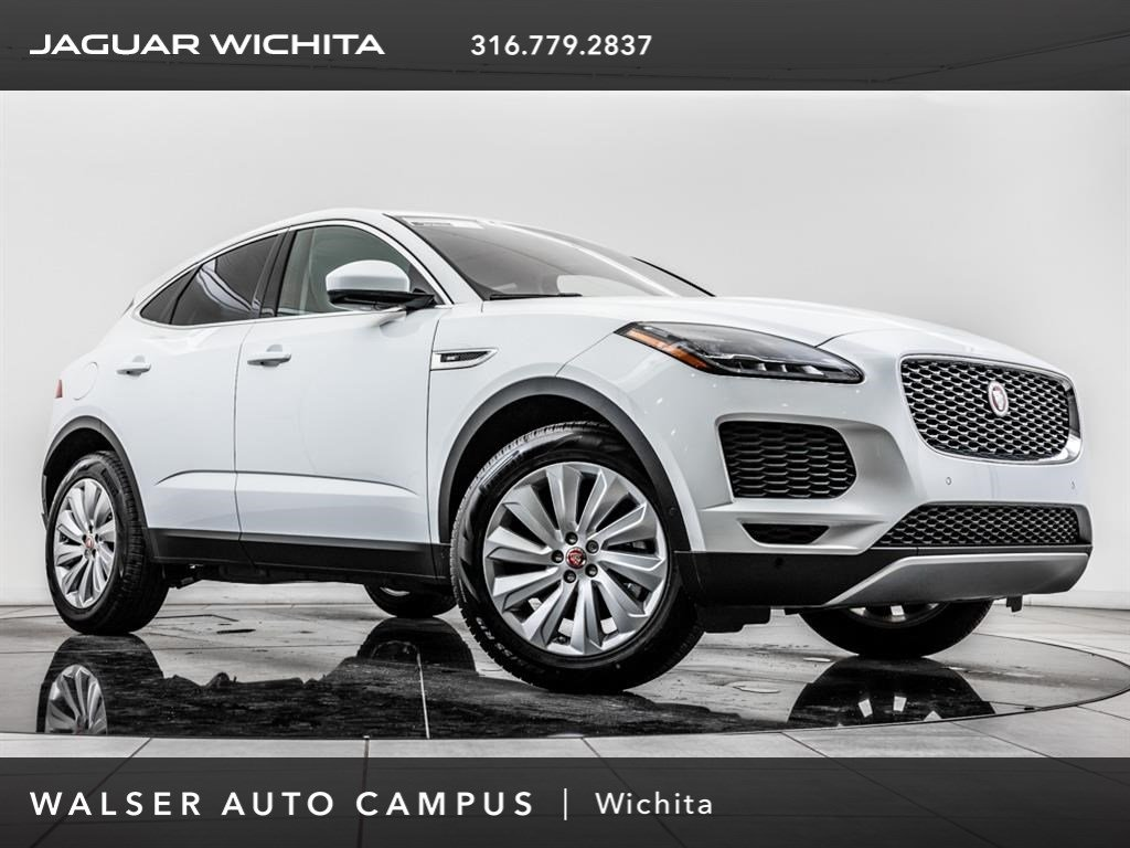 New 2019 Jaguar E-PACE SE With Navigation & AWD
