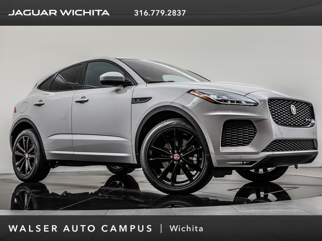 New 2018 Jaguar E-PACE R-Dynamic S AWD