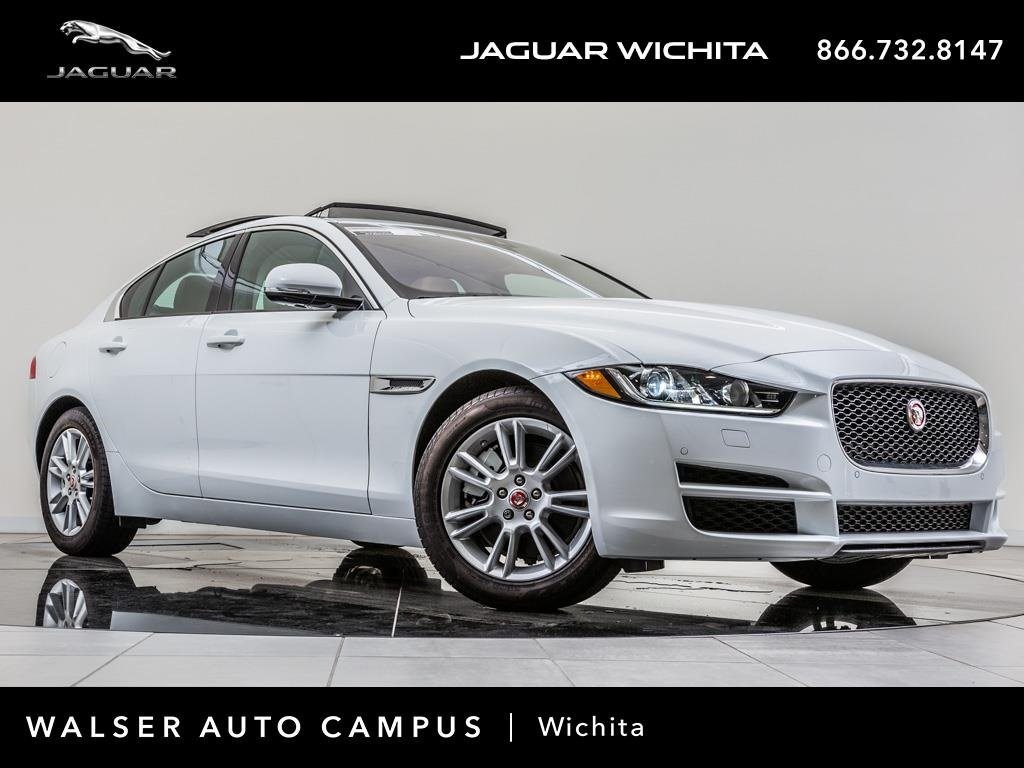 New 2018 Jaguar XE 25t Premium RWD 4 Door Sedan
