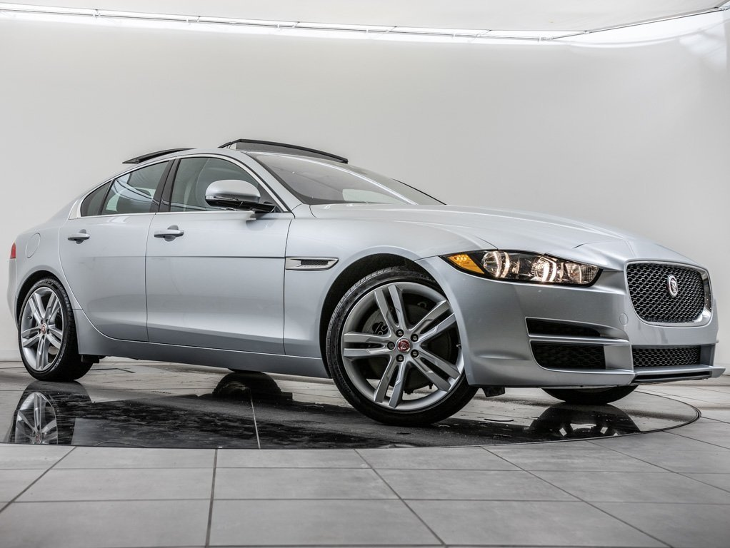 certified pre-owned 2018 jaguar xe 35t prestige, 100k certified