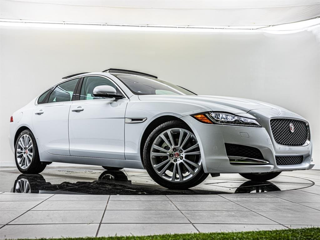 2020 Jaguar XF Sedan 25t Premium AWD
