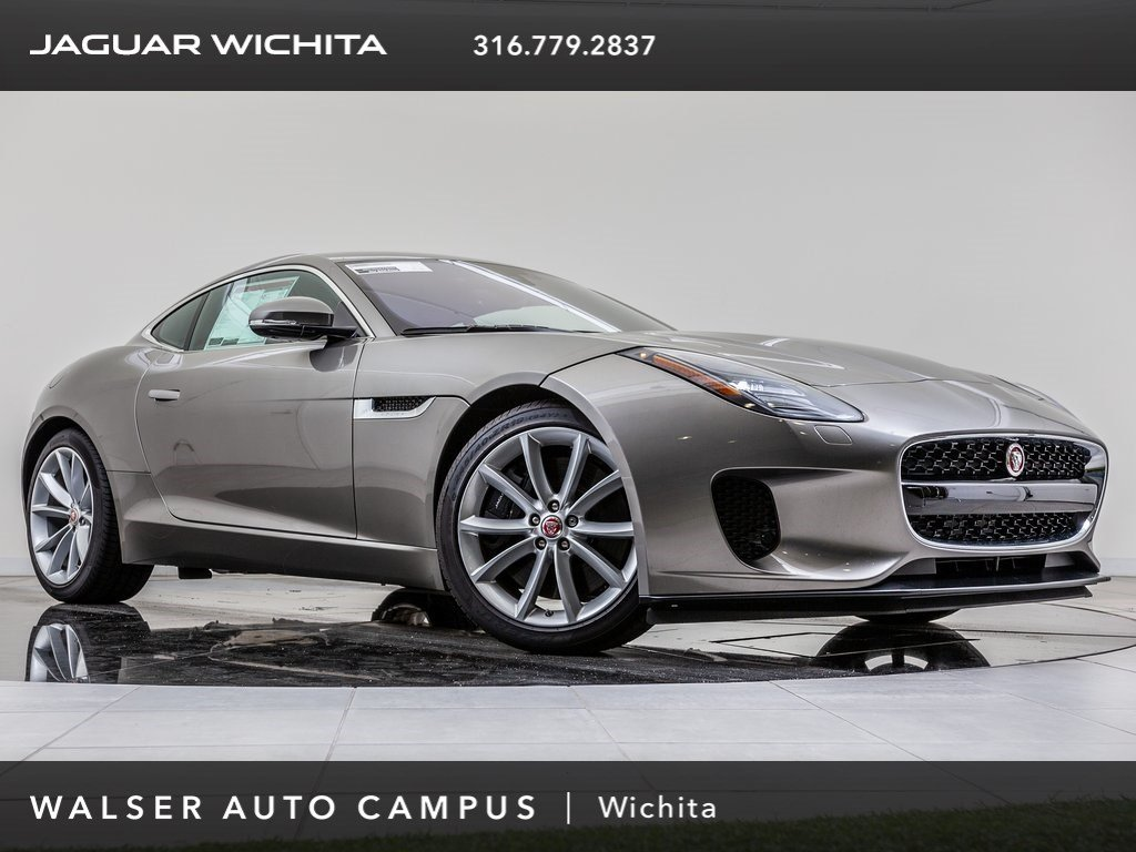 New 2018 Jaguar F-TYPE 380HP With Navigation & AWD