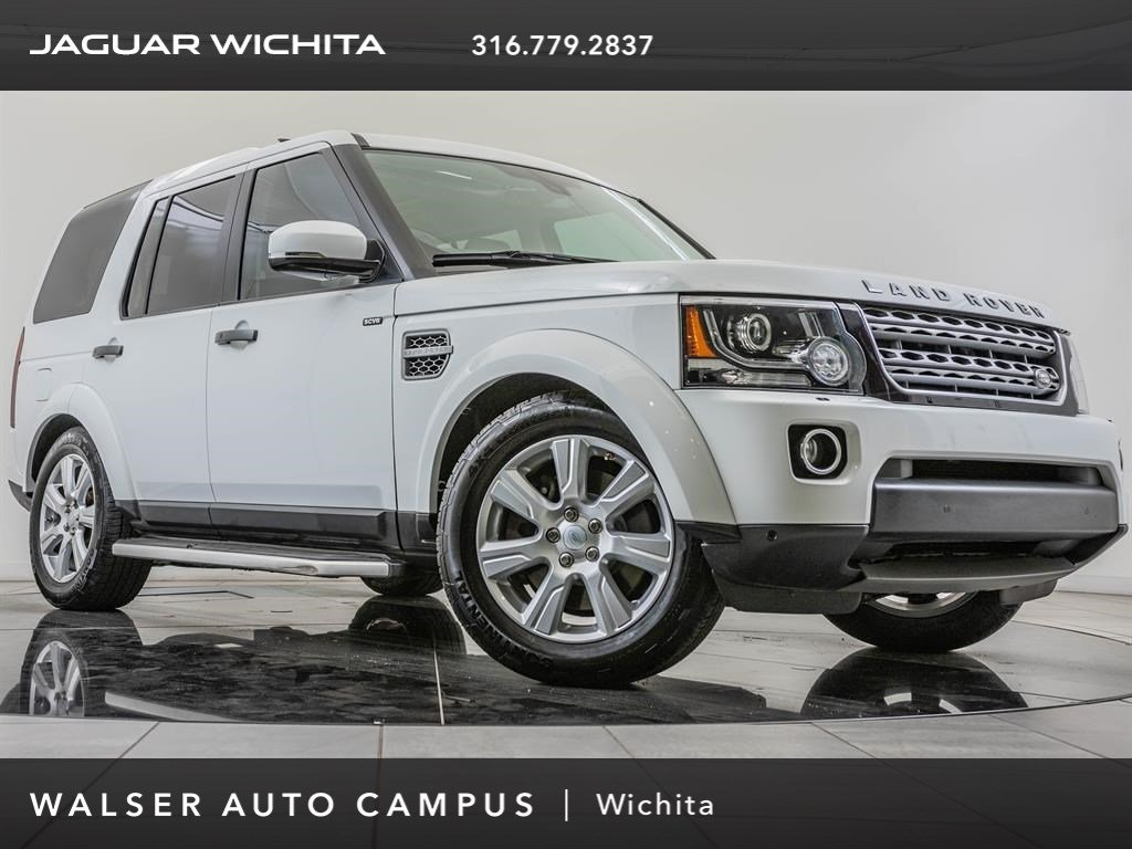 Pre-Owned 2016 Land Rover LR4 HSE, Exceptional Maintenance History