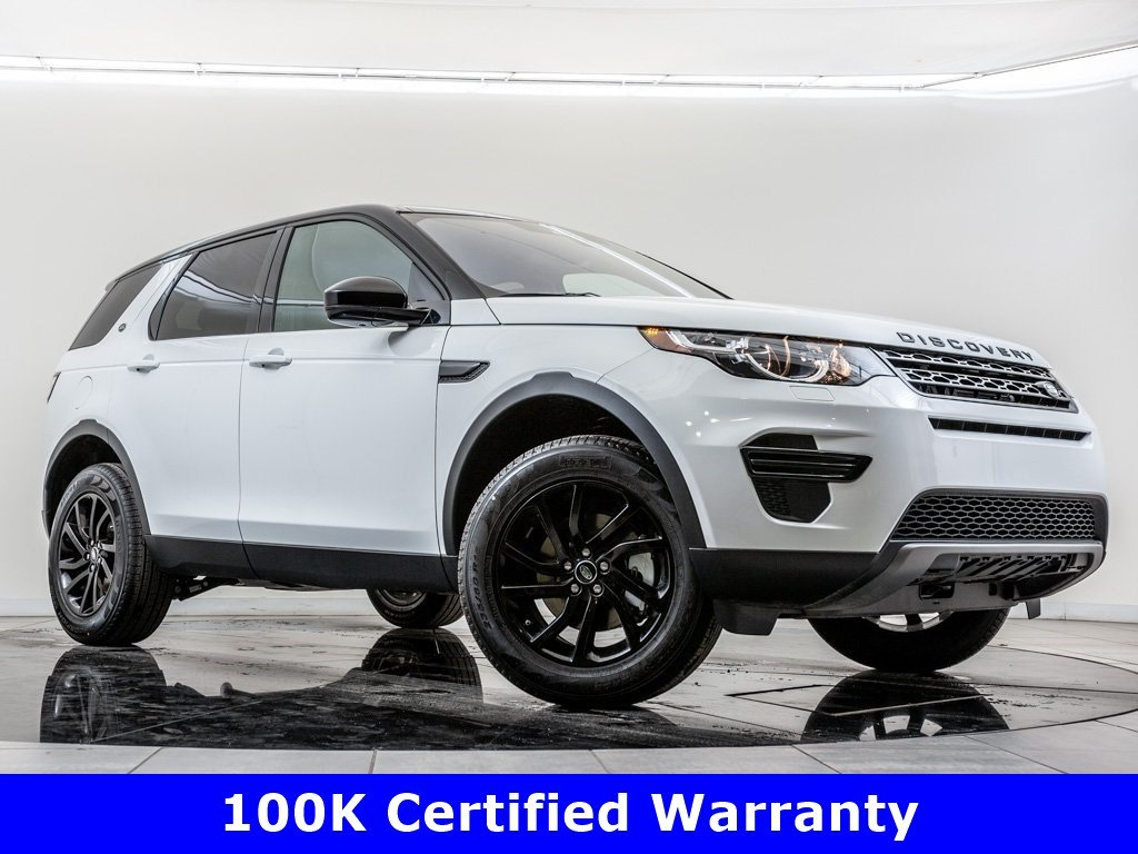 Certified Pre-Owned 2019 Land Rover Discovery Sport SE With Navigation & 4WD