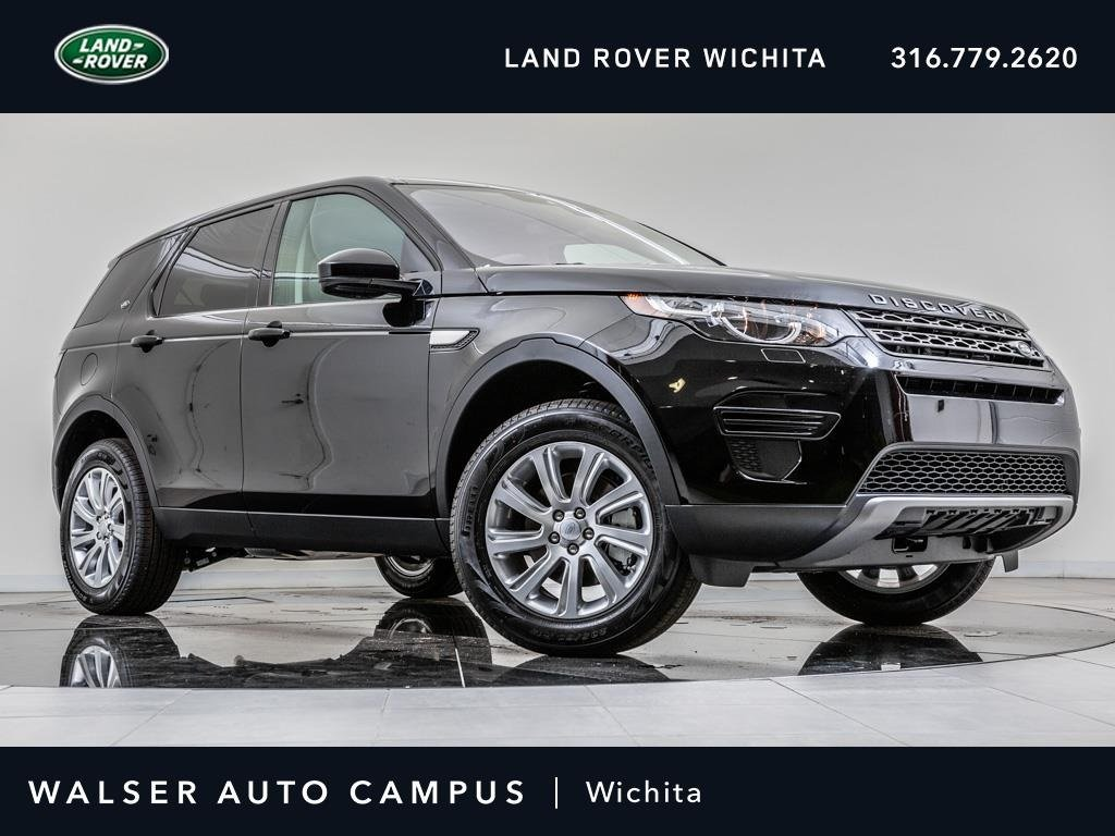 New 2018 Land Rover Discovery Sport SE With Navigation & 4WD
