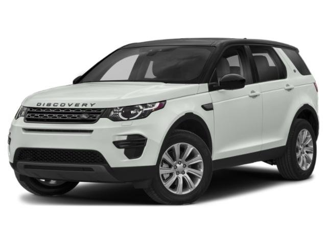 New 2019 Land Rover Discovery Sport HSE Luxury With Navigation & 4WD