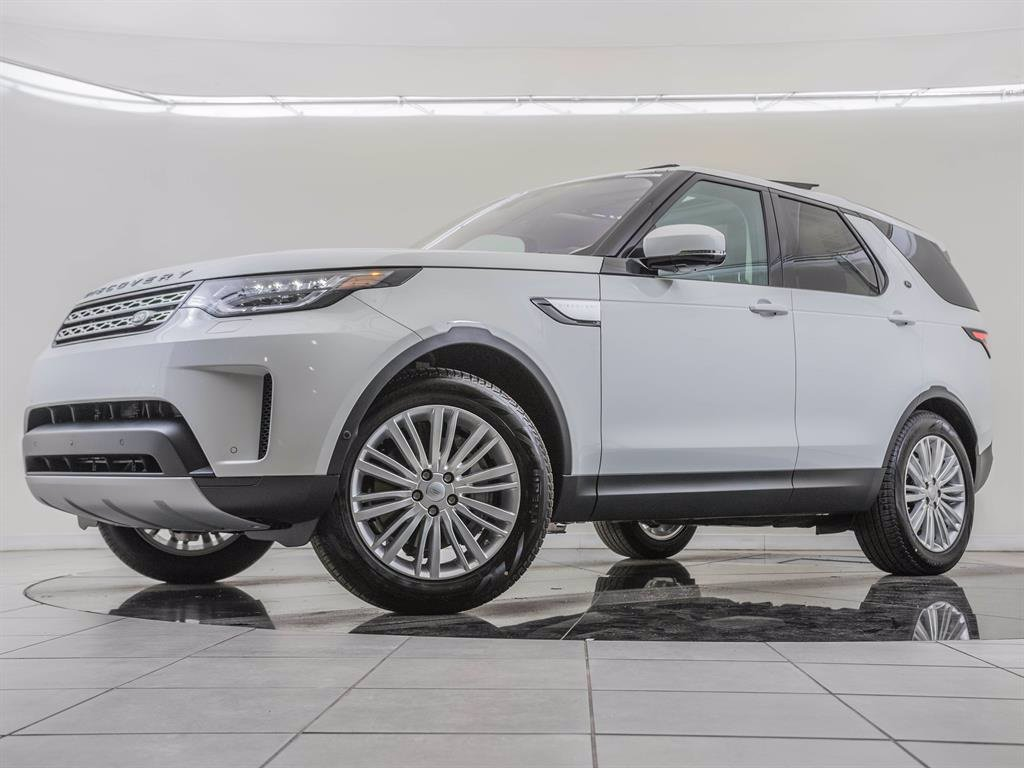 New 2020 Land Rover Discovery HSE V6 Supercharged