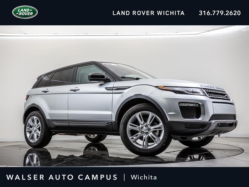 New 2018 Land Rover Range Rover Evoque EVOQUE SE PRM With Navigation & 4WD