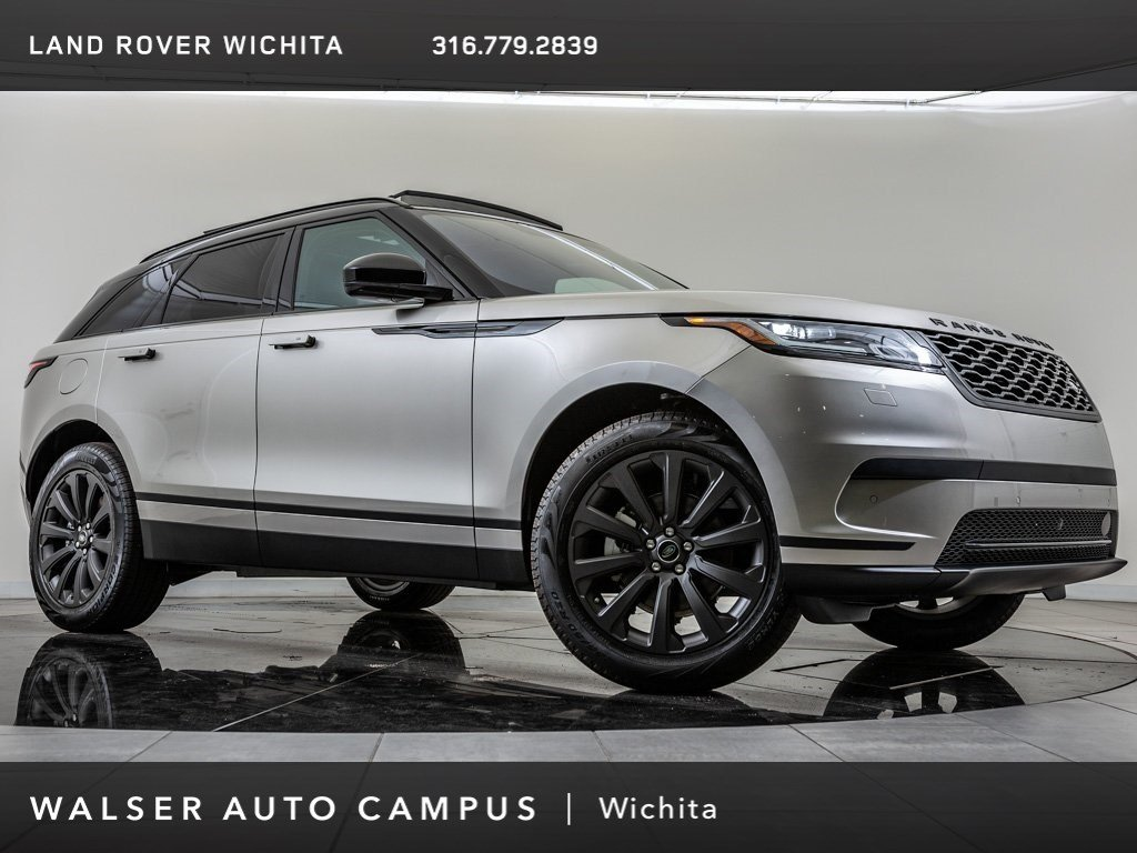 New 2019 Land Rover Range Rover Velar S With Navigation & 4WD