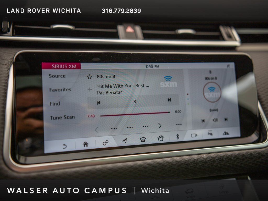 New 2018 Land Rover Range Velar S 4 Door In Wichita 52aa285n Walser Auto Campus