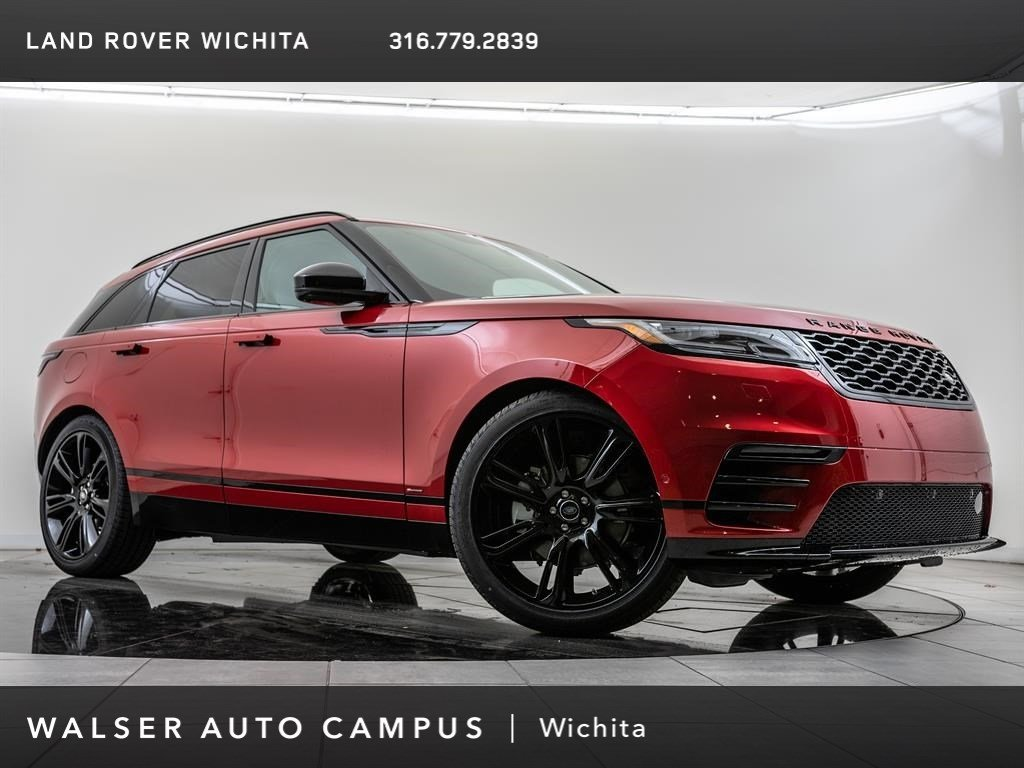 New 2019 Land Rover Range Rover Velar R-Dynamic HSE With Navigation & 4WD