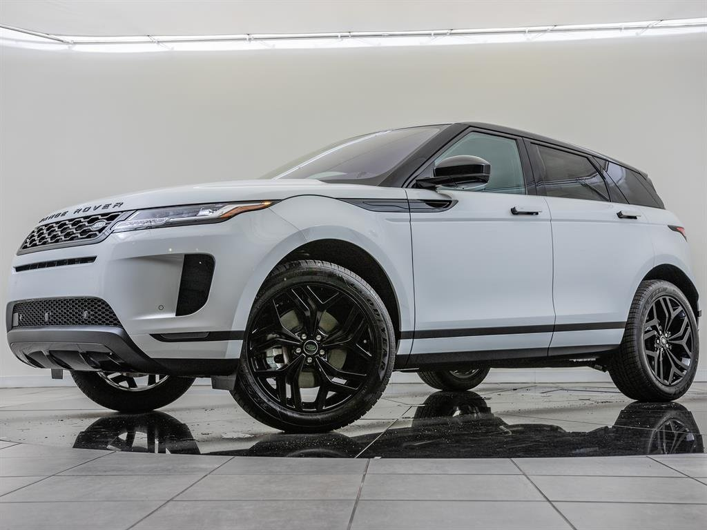 New 2020 Land Rover Range Evoque S