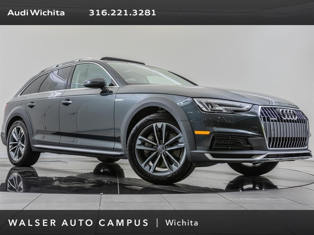 New 2019 Audi A4 allroad Premium Plus AWD