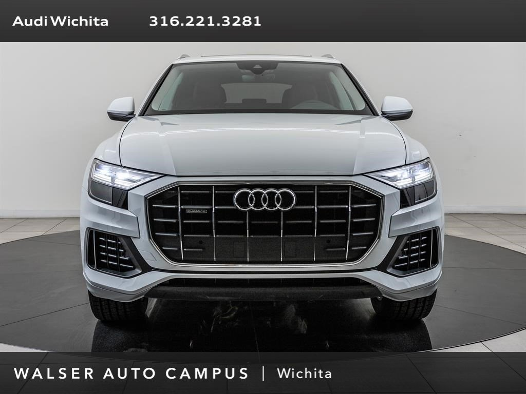 New 2019 Audi Q8 Premium Sport Utility In Wichita 55aa700n Walser 2008 Mazda Cx 9 Multi Information System Circuit Diagram Auto Campus