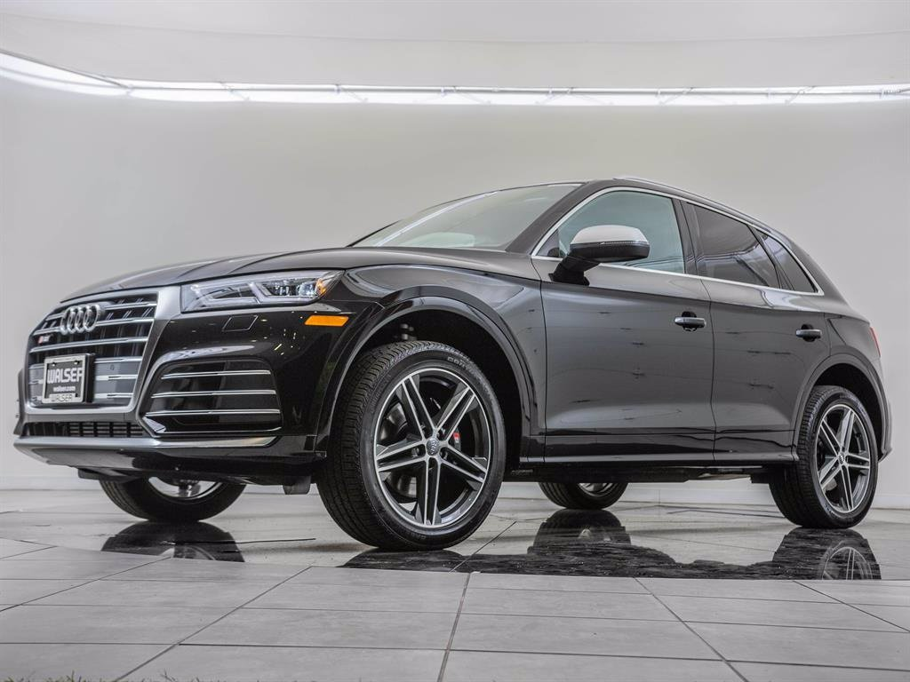 new 2020 audi sq5 premium plus sport utility in wichita
