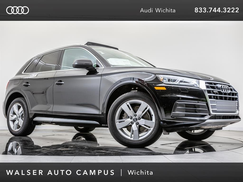 New 2018 Audi Q5 Tech Premium Plus With Navigation & AWD