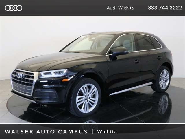 New 2018 Audi Q5 Premium Plus AWD