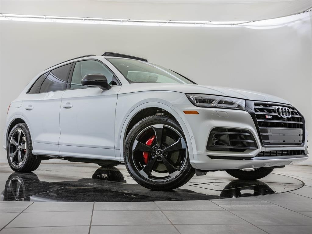 New 2019 Audi SQ5 Prestige AWD