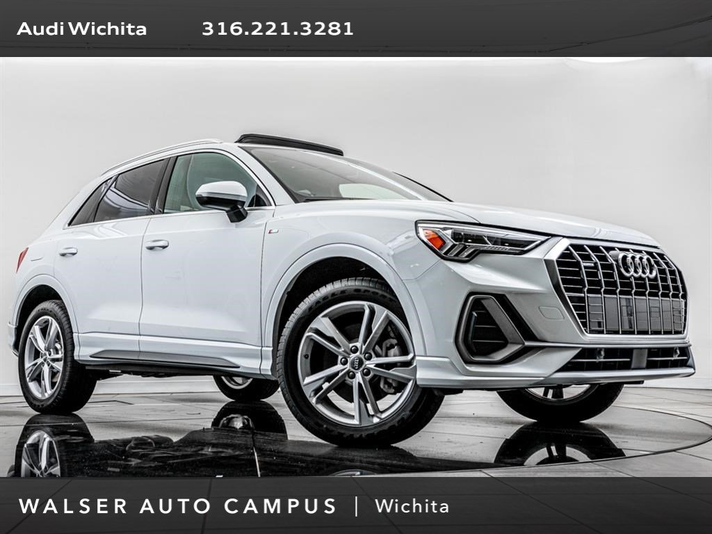 New 2019 Audi Q3 S line Premium Plus AWD