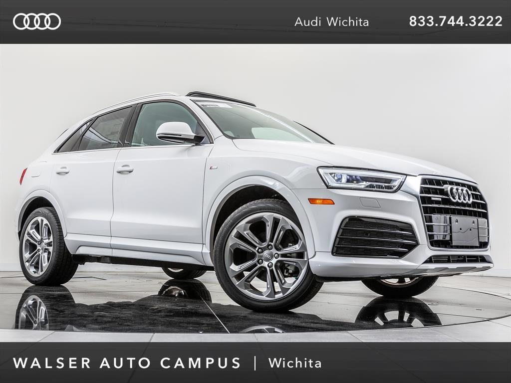 New 2018 Audi Q3 Premium Plus AWD
