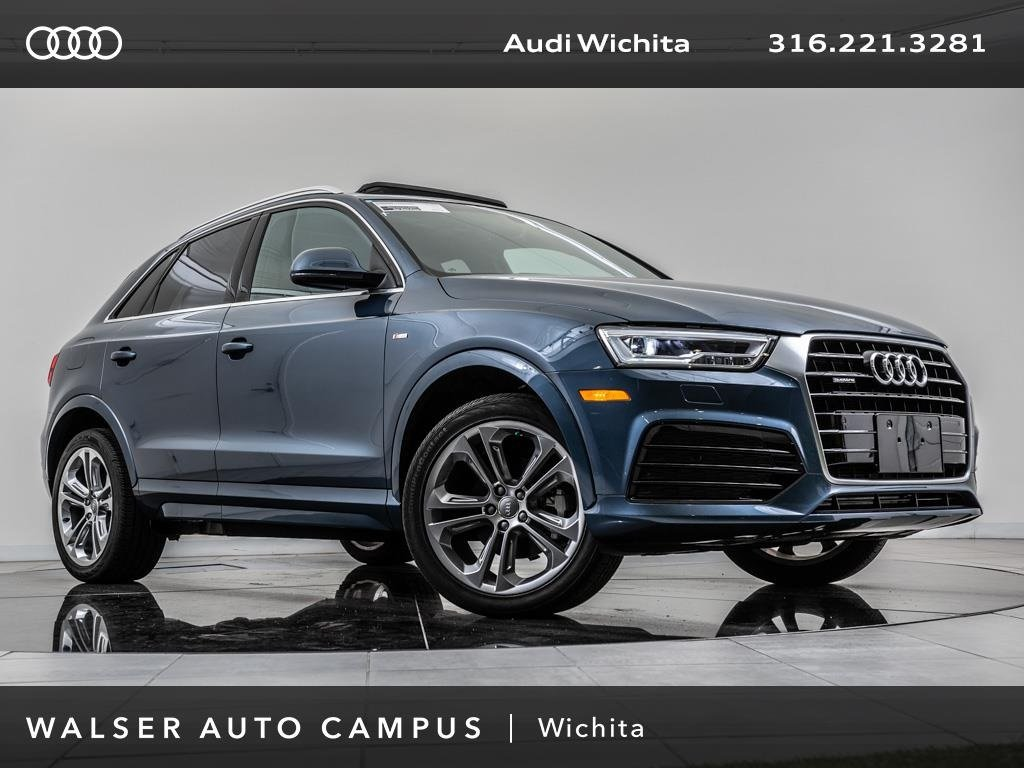 New Audi Q Premium Plus Sport Utility In Wichita AAN - 2018 audi q3