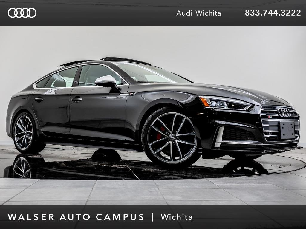 New 2018 Audi S5 Sportback Premium Plus AWD