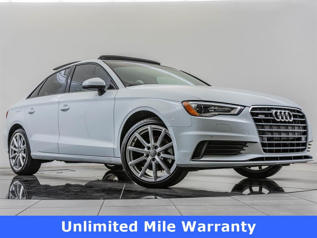 Certified Pre-Owned 2016 Audi A3 2 0 TFSI Premium quattro, Factory Wheel  Upgrade AWD