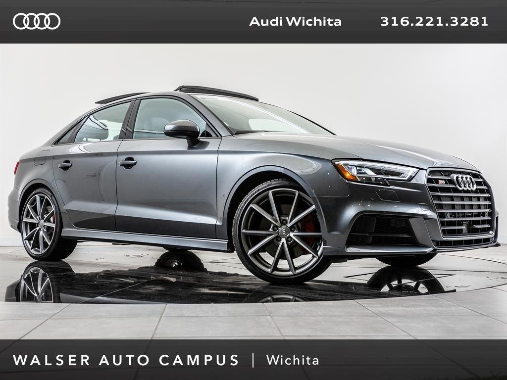 New Audi S Prestige Dr Car In Wichita AAN Walser Auto - 2018 audi s3