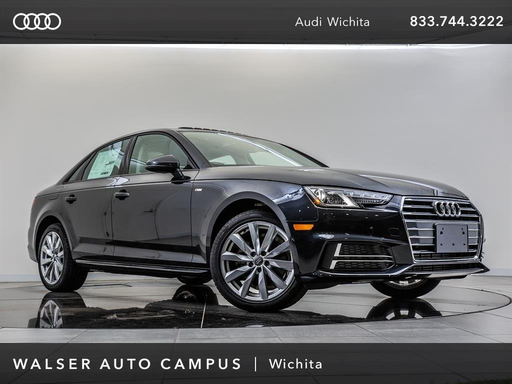 New 2018 Audi A4 ultra Premium FWD 4dr Car