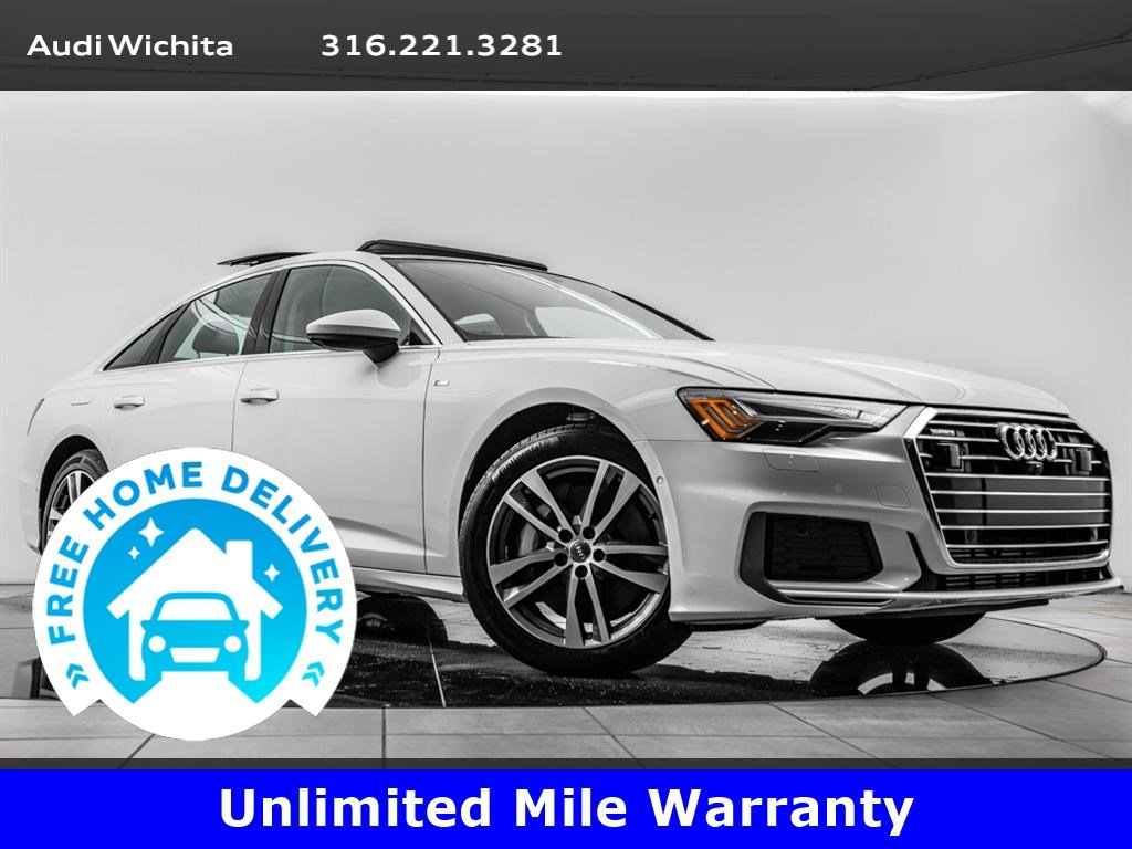 Certified Pre-Owned 2019 Audi A6 Prestige, Driver Assistance Packages