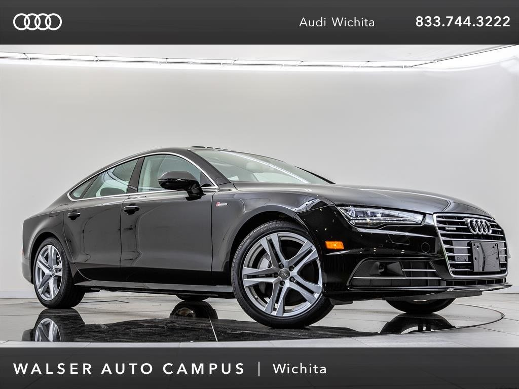 New 2018 Audi A7 Premium Plus AWD