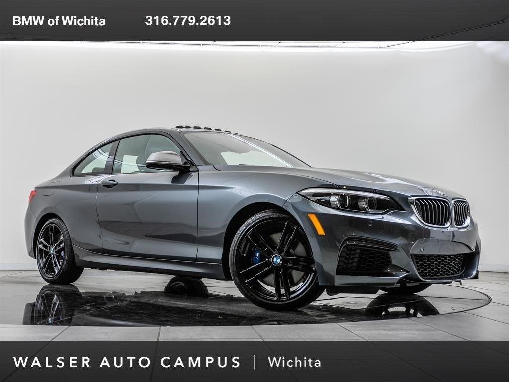 New 2019 BMW 2 Series M240i xDrive With Navigation & AWD