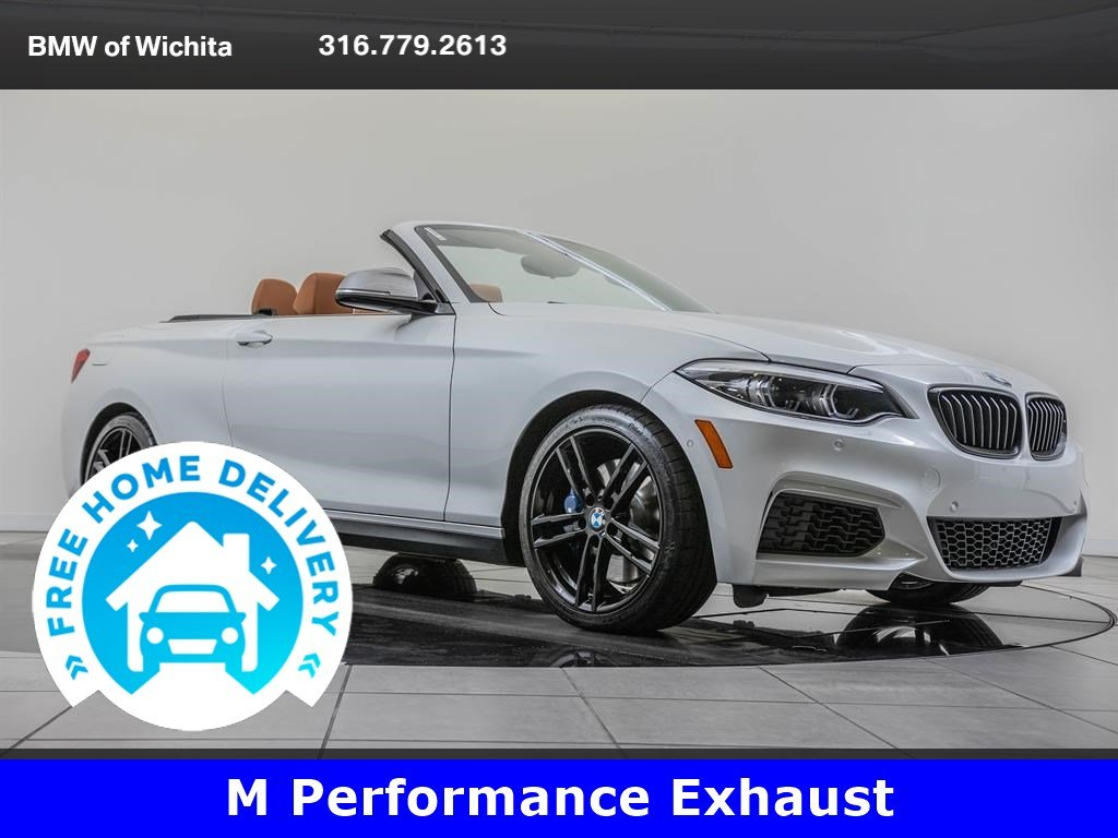Pre-Owned 2019 BMW 2 Series M240i xDrive, M Performance Exhaust