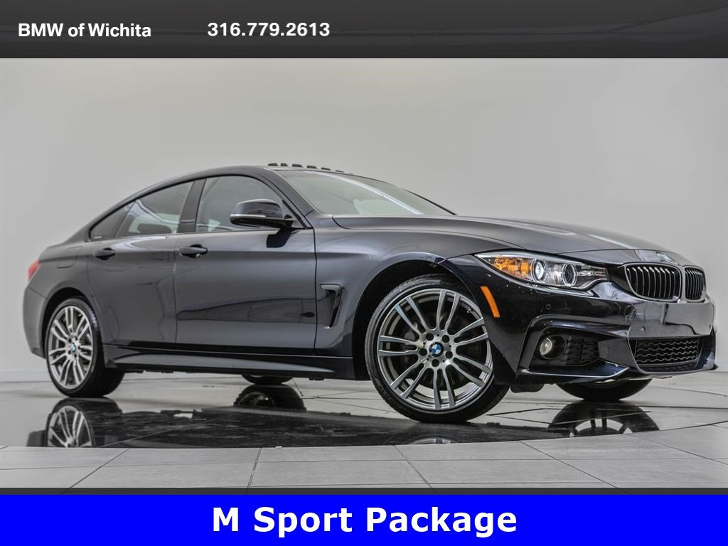 Pre-Owned 2017 BMW 4 Series 430i xDrive, M Sport Package