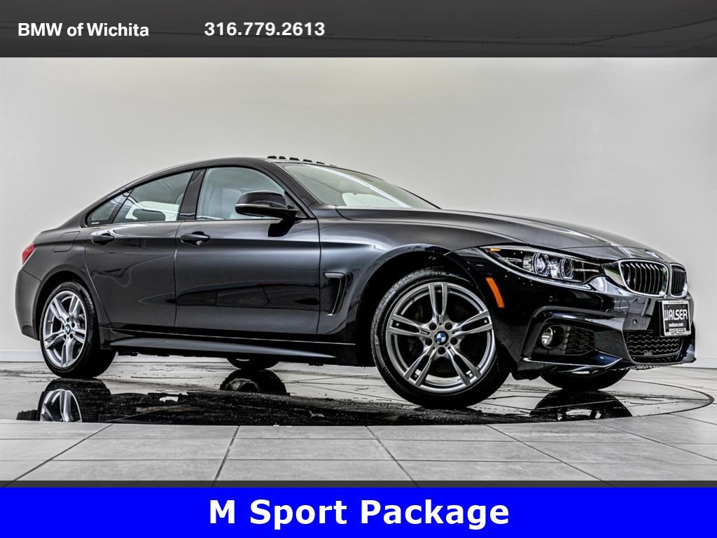 Pre-Owned 2018 BMW 4 Series 430i xDrive, M Sport Package, Premium Package