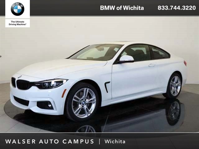 New 2018 BMW 4 Series 430i xDrive With Navigation & AWD