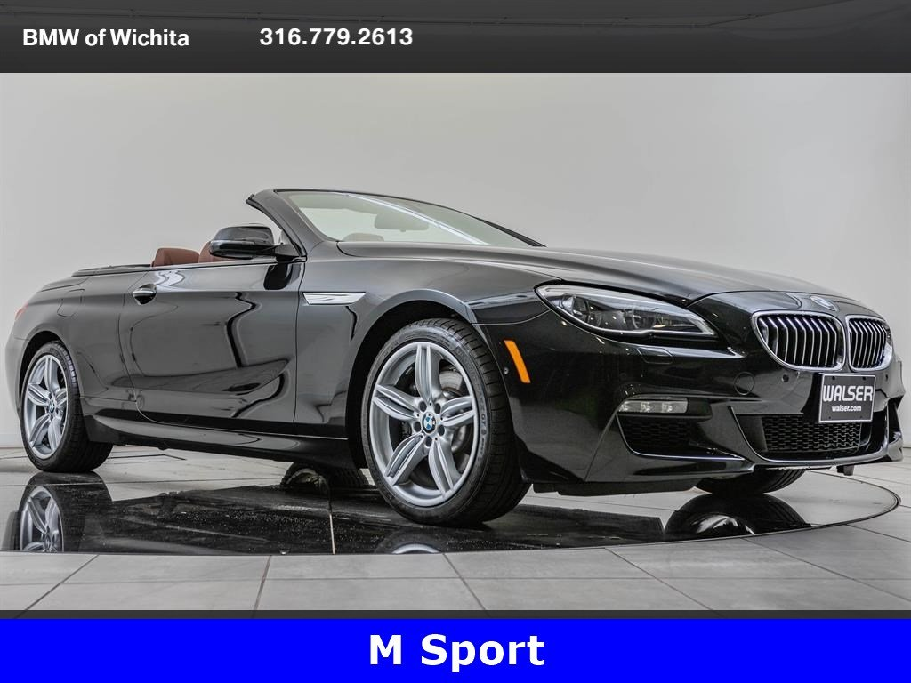 2017 Bmw 6 Series >> Pre Owned 2017 Bmw 6 Series 640i Xdrive M Sport Edition Pkg
