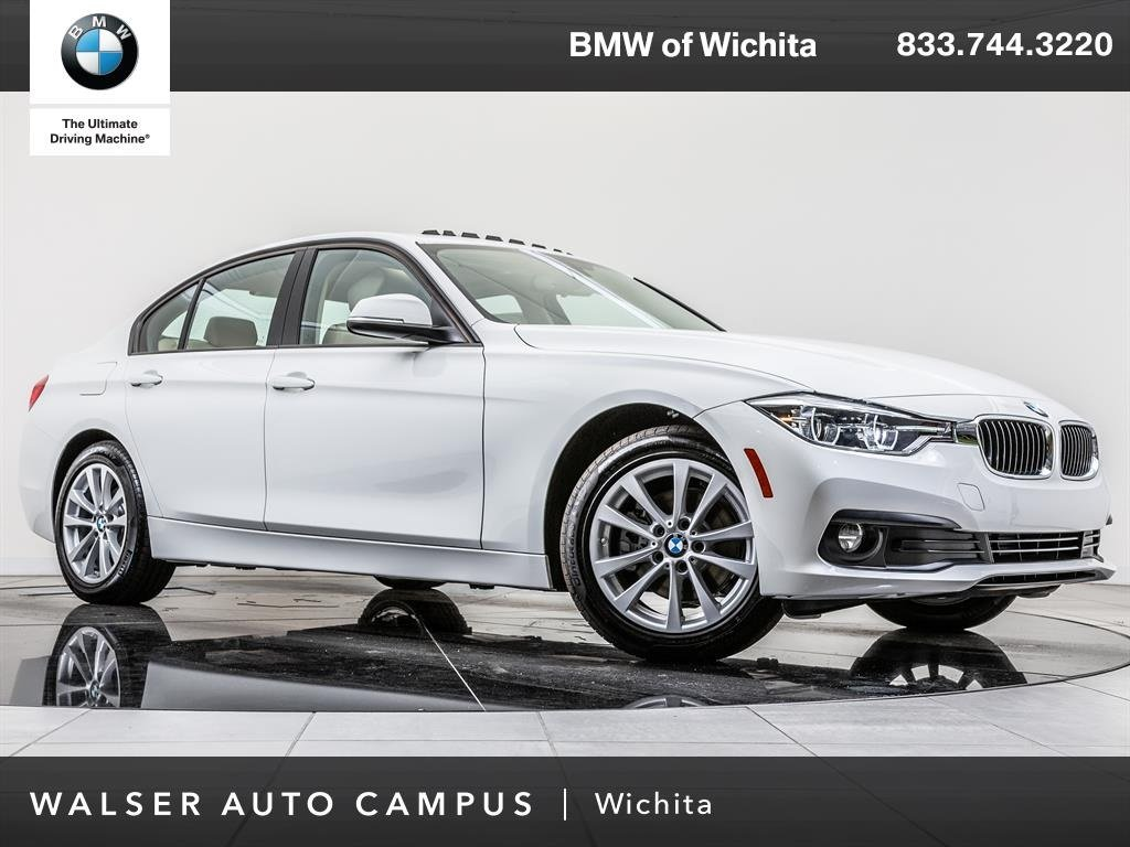 New 2018 BMW 3 Series 320i xDrive AWD
