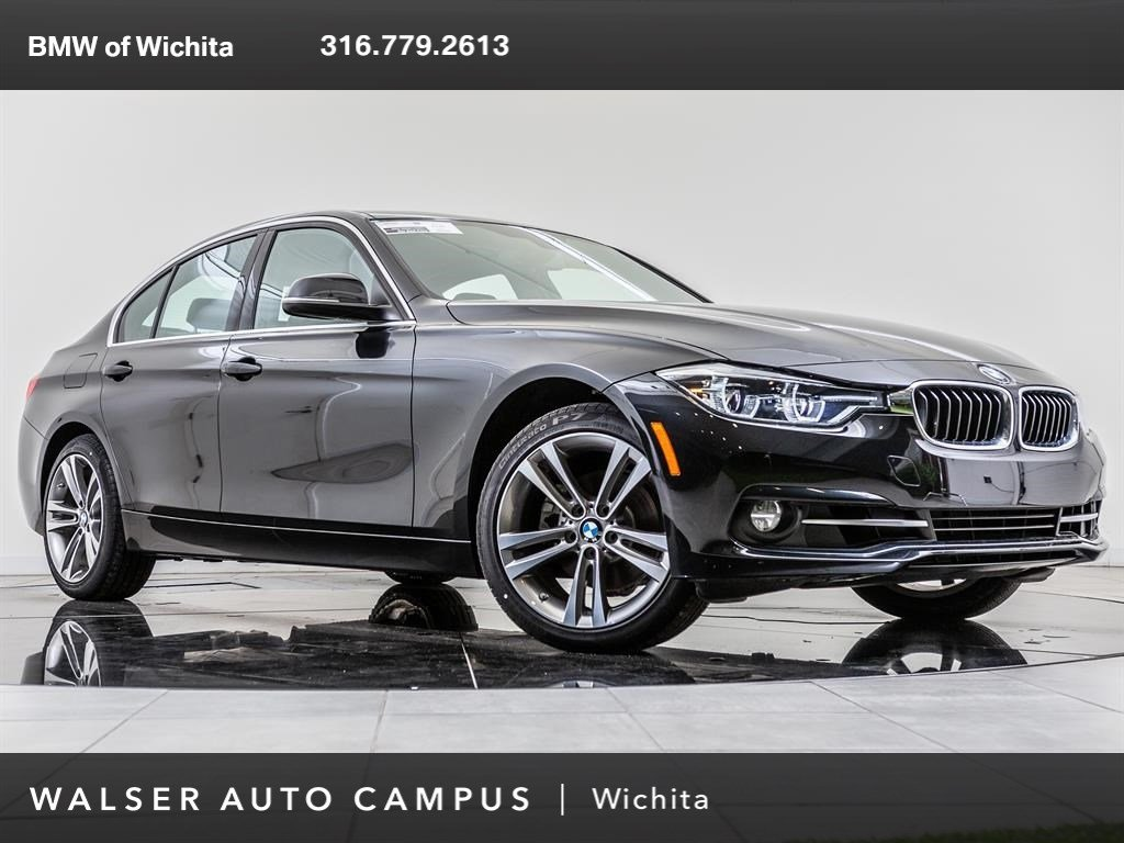 New 2018 BMW 3 Series 330i xDrive With Navigation & AWD