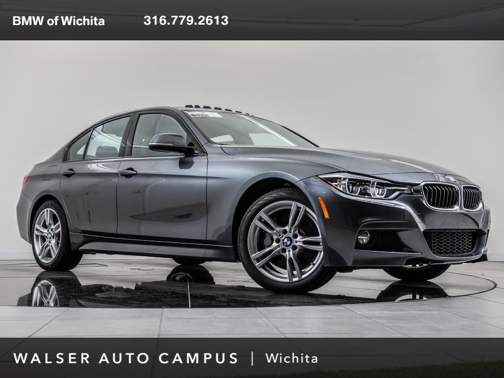 New 2018 Bmw 3 Series 330i Xdrive 4dr Car In Wichita 53aa519n Bmw