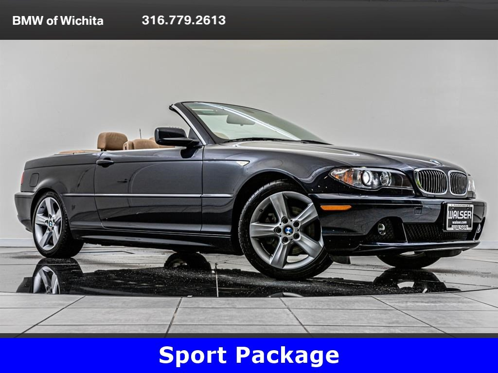 Pre-Owned 2006 BMW 3 Series 325Ci, Sport Package