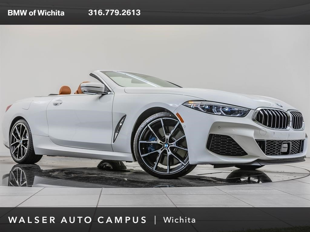 New 2019 BMW 8 Series M850i xDrive With Navigation & AWD