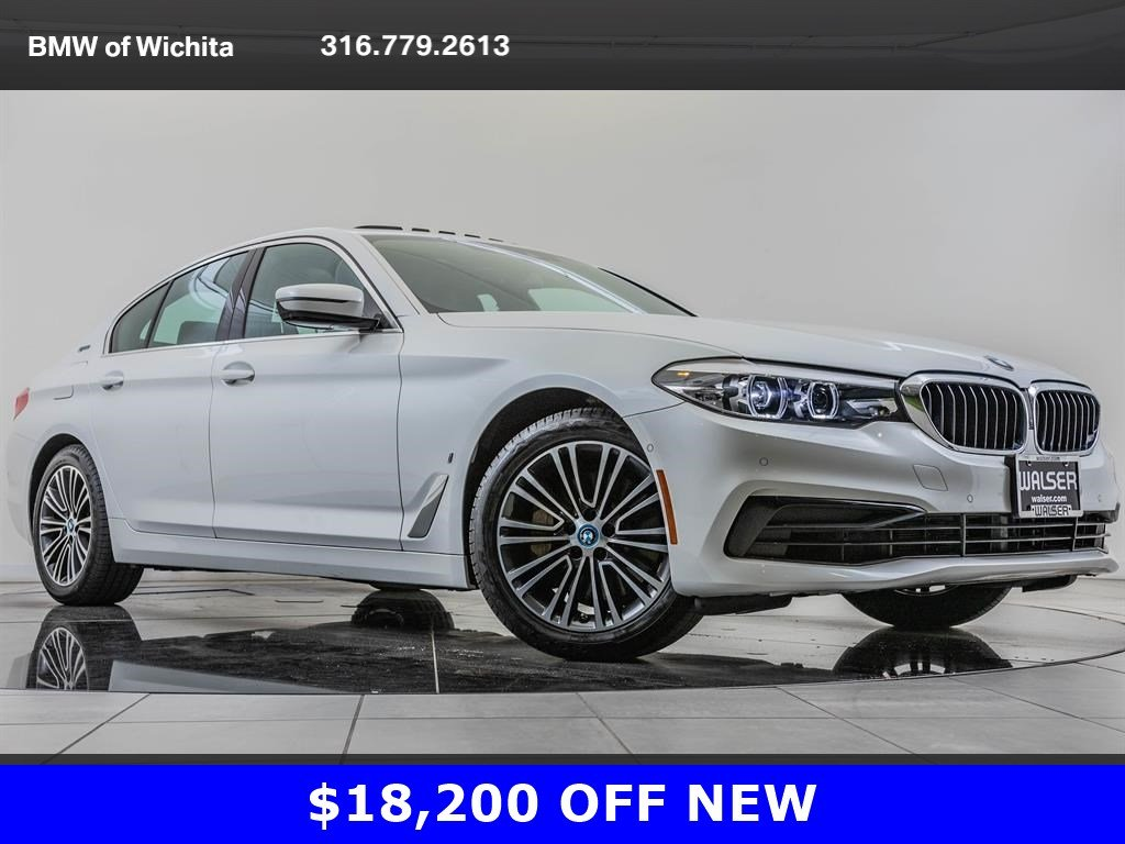 BMW Pre Owned >> Pre Owned 2019 Bmw 5 Series Sport Line Prem With Navigation Awd