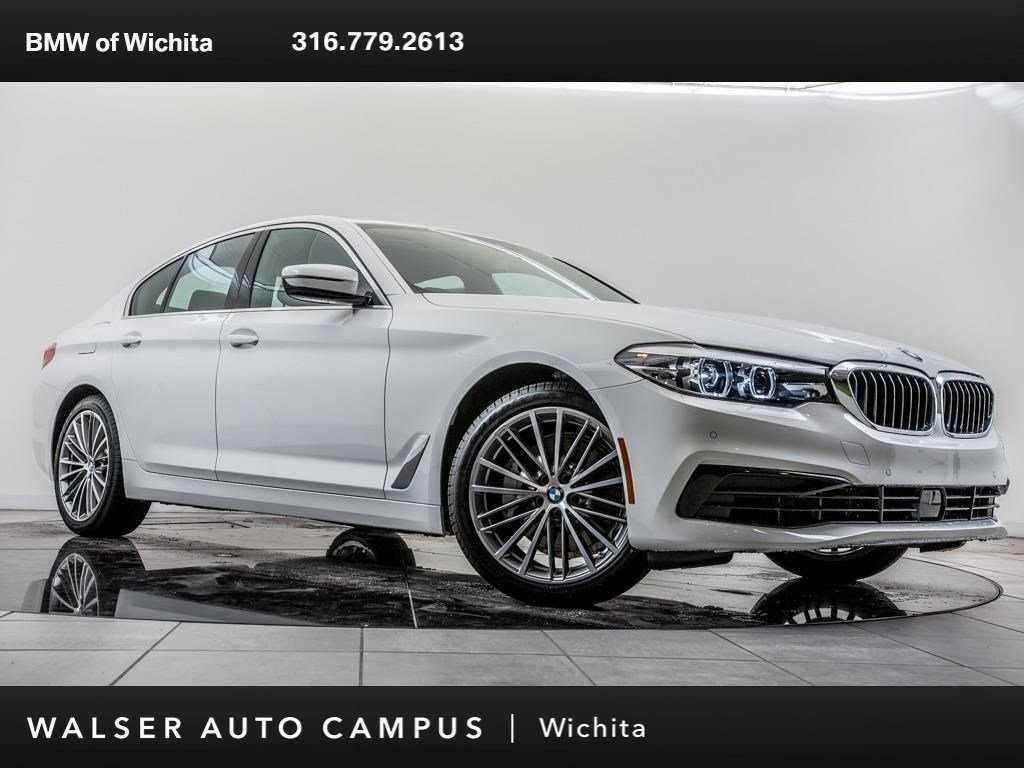 New 2019 Bmw 5 Series 540i Xdrive 4dr Car In Wichita 53ab192n