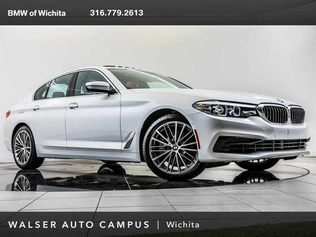 New 2019 BMW 5 Series 540i xDrive With Navigation & AWD