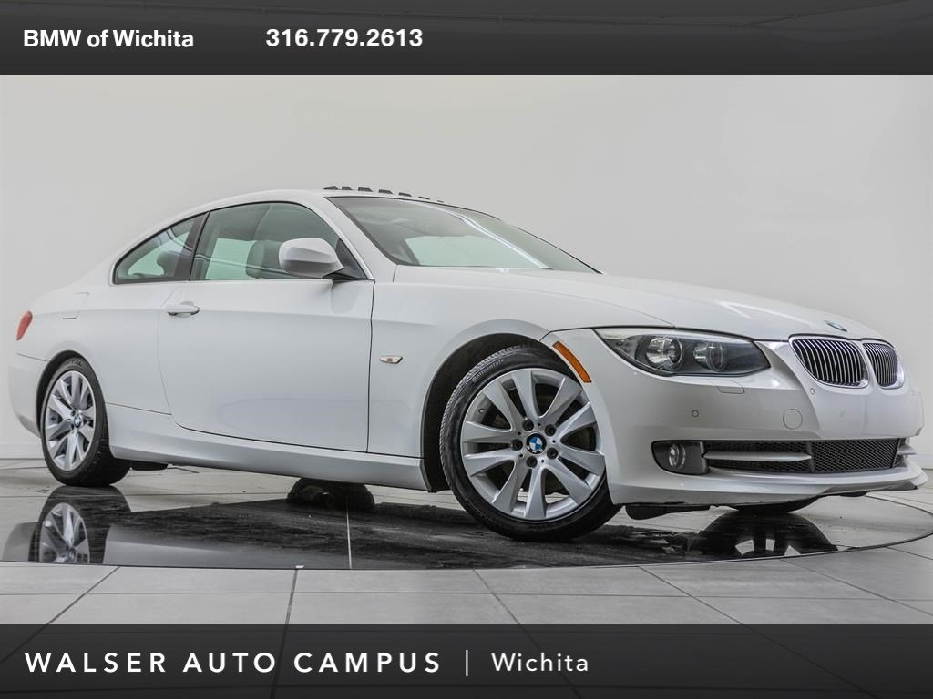 Pre-Owned 2011 BMW 3 Series 328i, Premium Package