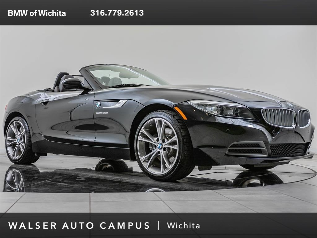 Pre Owned 2015 Bmw Z4 Sdrive35i Hyper Orange Package Convertible In