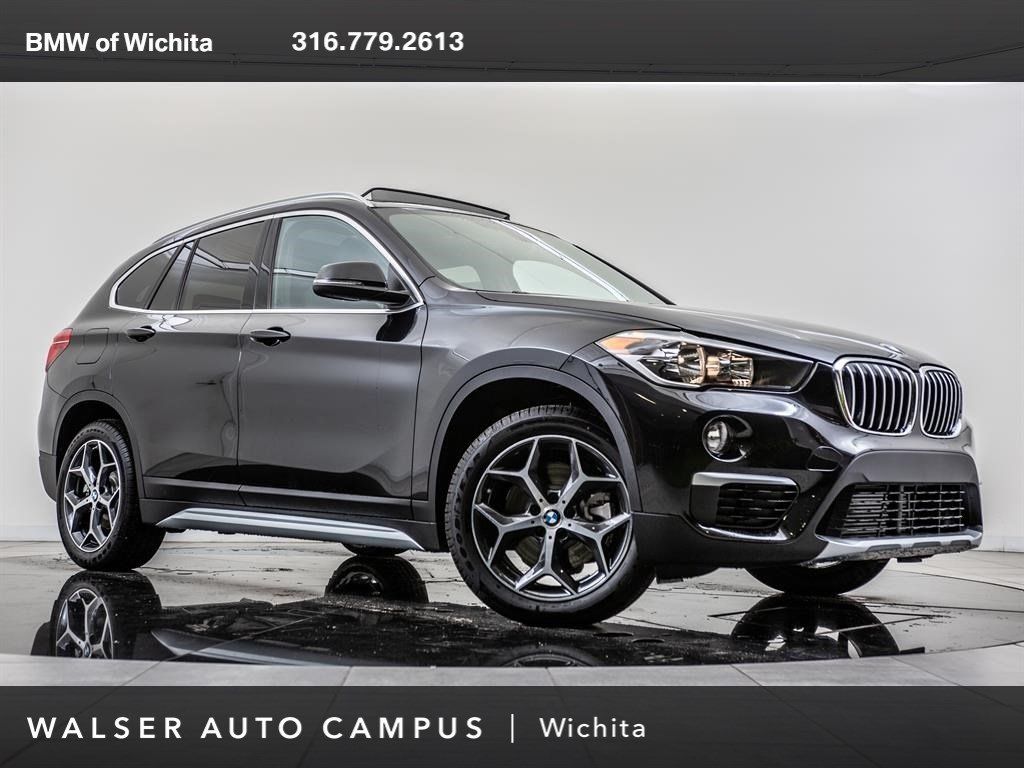 Certified Pre Owned BMW >> Certified Pre Owned 2018 Bmw X1 2018 Bmw X1 Sdrive28i A8 4dr Suv 105 1 Wb Fwd Sport Utility