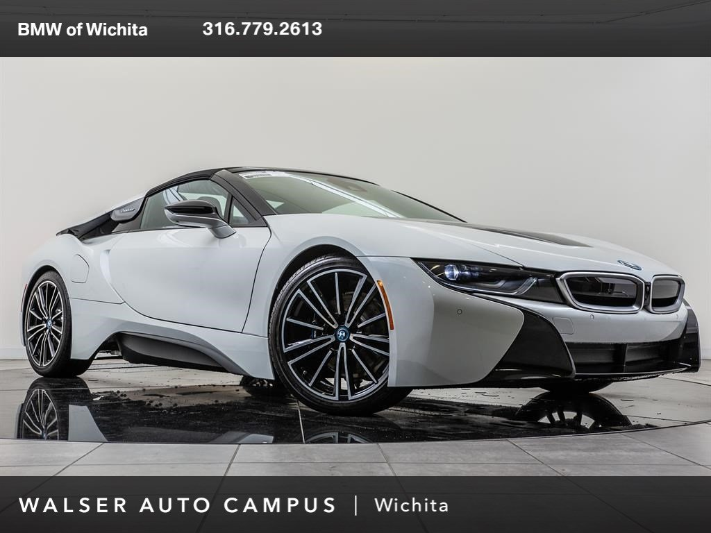 New 2019 Bmw I8 I8 Roadster Convertible In Wichita 53ab039n